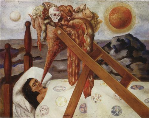 Sin Esperanza - Frida Kahlo, 1945